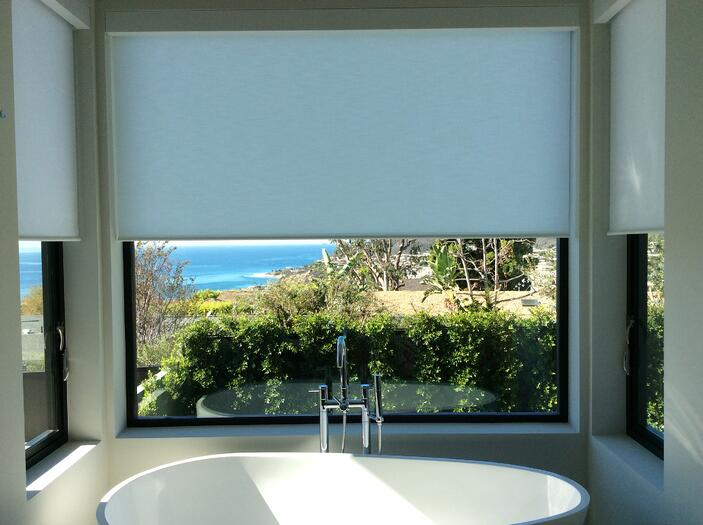 Lutron Motorized Shades At Bellino Project