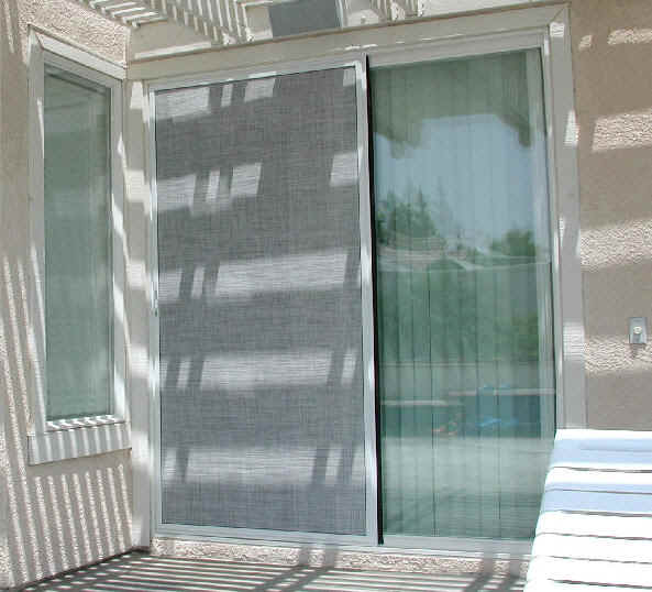 Bay Screens And Shades Offers The Finest In Materials, Craftsmanship And  Installation When You Need New Sliding Screen Doors. We Offer A Selection  Of Colors ...