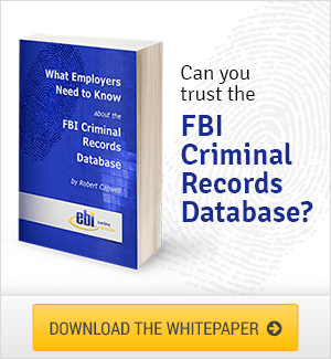 fbi criminal records