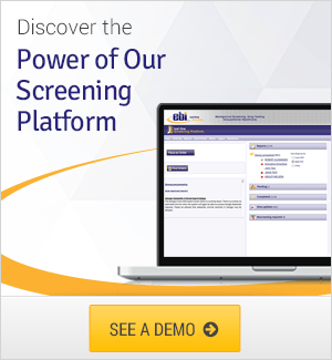 ebi screening platform
