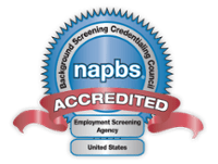 napbs accredited background screening firm