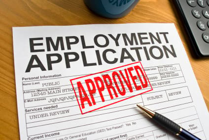 Employment Application Verification