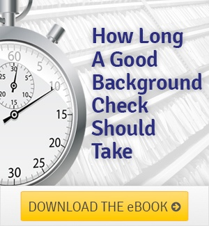 How Long A Good Background Check Should Take