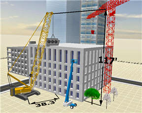 Terex Cranes signs 3D lift planning agreement