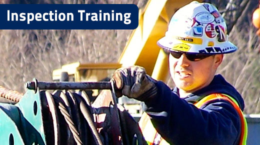Mobile Crane Inspector Certification : Iti training