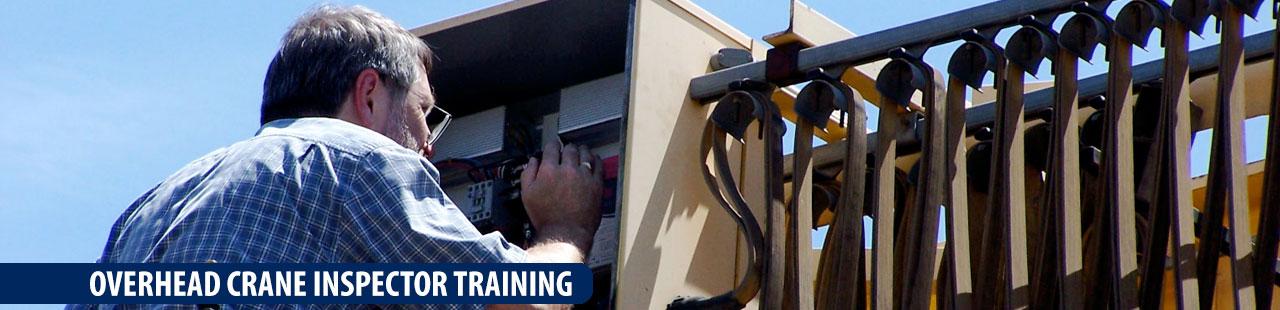 Overhead Cranes Nisku : Overhead crane inspector training