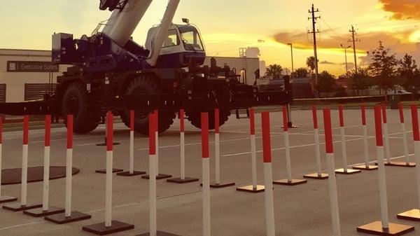 crane training