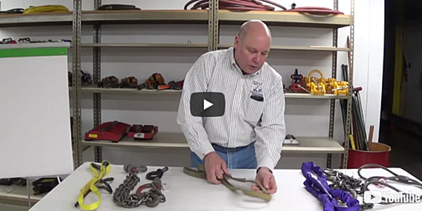 Synthetic Sling Inspection Video