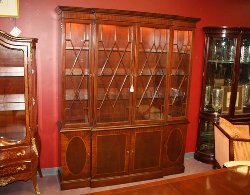 Baker China Cabinet Furniture Spotlight