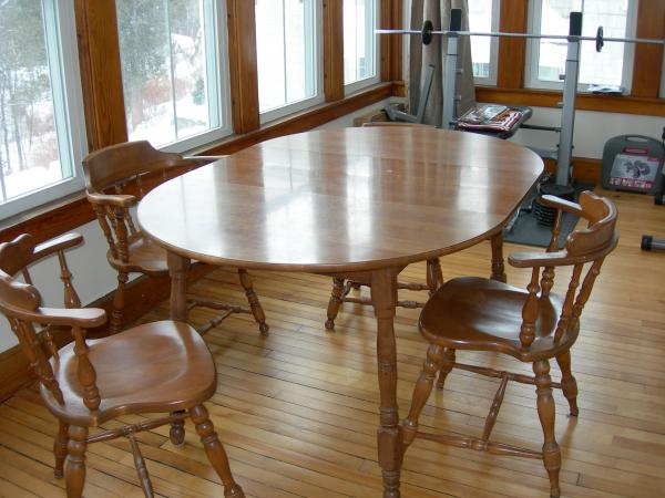 Bad news for boomers your furniture is dated for S bent dining room furniture