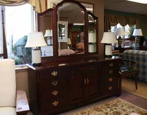 Thomasville Triple Dresser Is A Deal