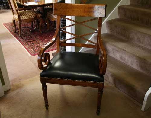 Baker Furniture Neoclassic Dining Set