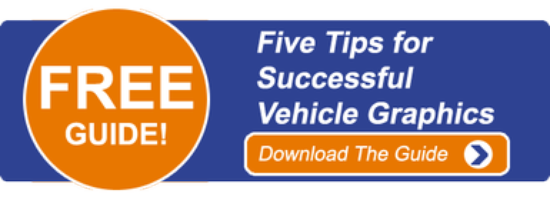 Five Tips for Successful Vehicle Graphics