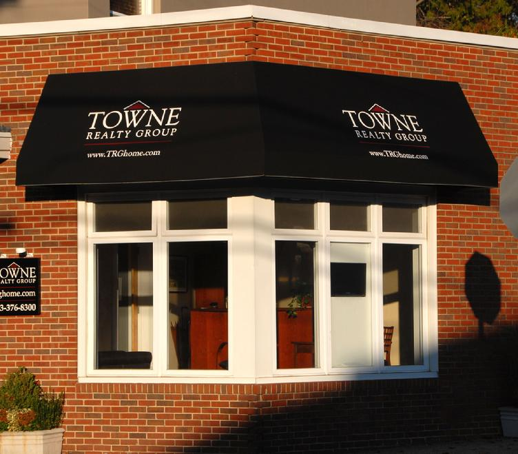 Custom Awnings By The Sign Center Berkeley Heights
