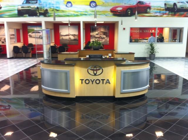 Toyota Stevens Creek >> Office & Lobby Signs | Sign Maker Santa Clara | Bay Area Ca