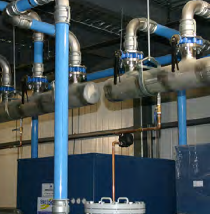 Air Pipe Systems For Compressed Air Vacuum Amp Inert Gas