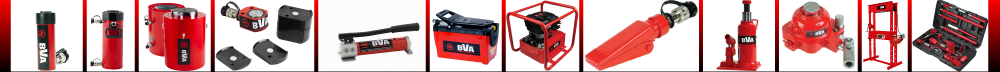 BVA hydraulic products