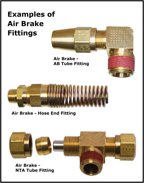 Using Air Line Fittings For Natural Gas