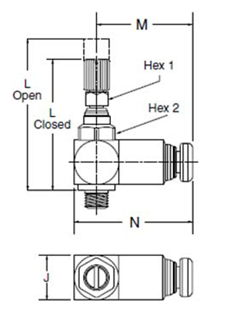 Replacement Options For Parker Fc701 Amp Fc702 Flow Controls