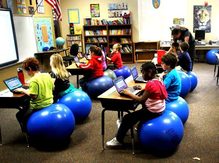 Elementary Classrooms Of The Future ~ Technology in the classroom what students teachers