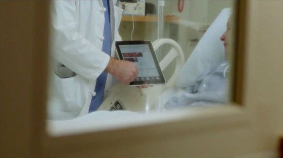 iPads in healthcare. wireless solutions for healthcare, wifi companies,