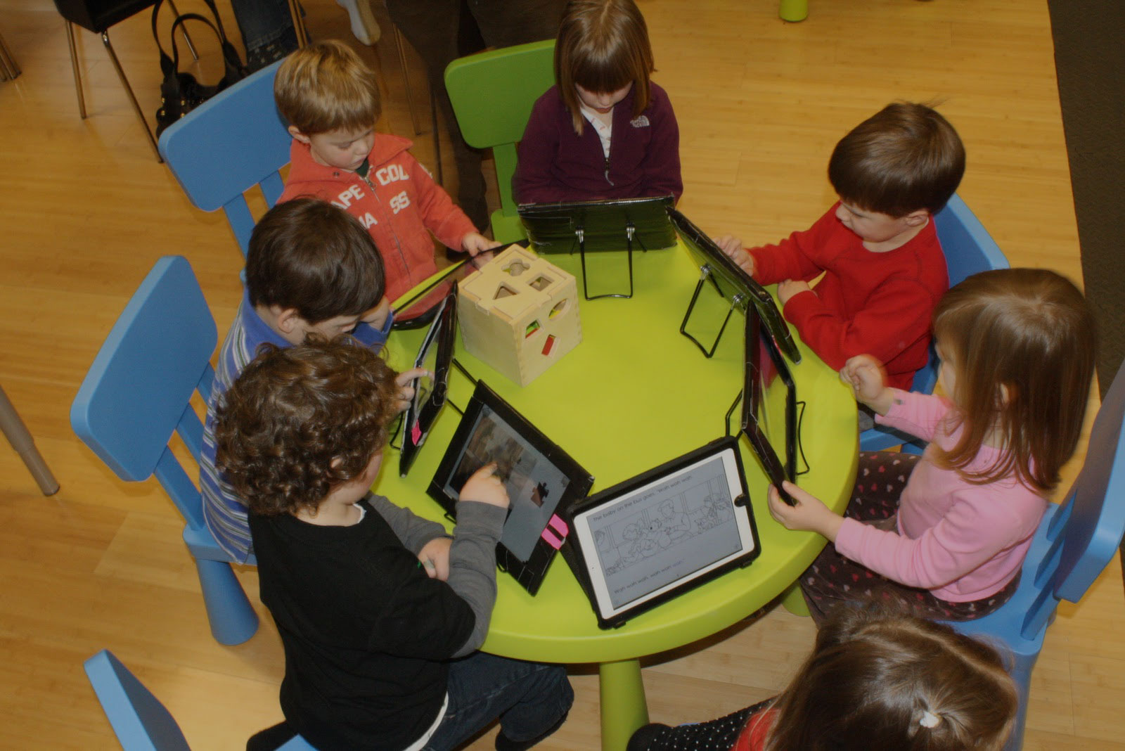 benefits of having mobile technology in the classroom