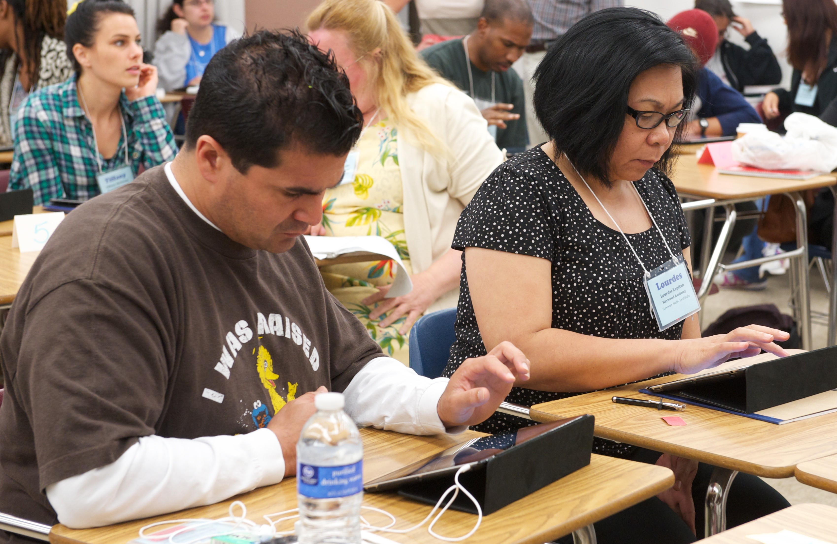 teaching with ipads in the classroom