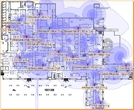 design for a wireless campus area Accelerate the move to mobile and iot devices with wired and wireless campus and branch networking solutions from aruba design, build.
