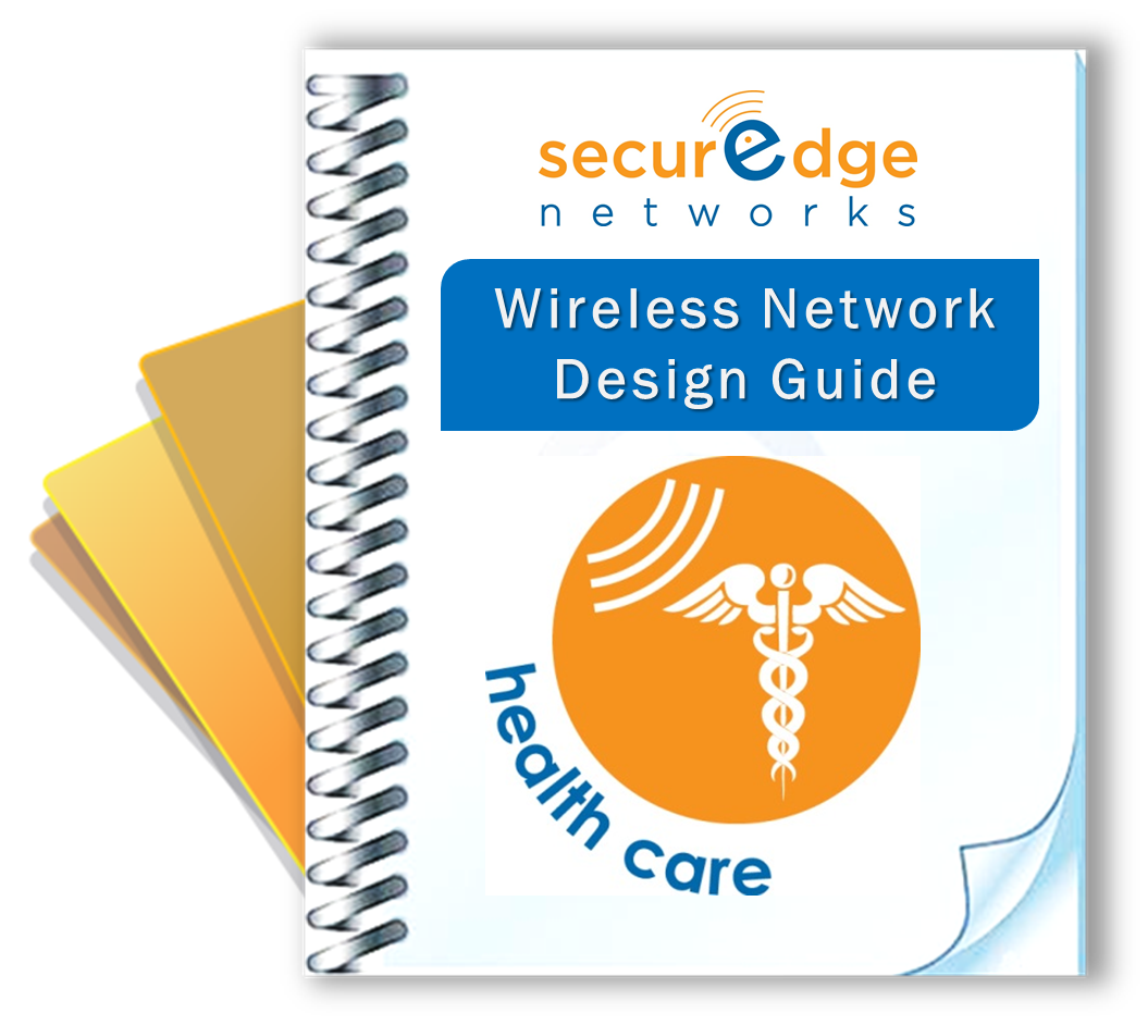 hospital wireless design guide landing page
