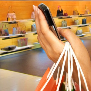wireless network system in retail