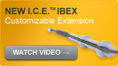 New I.C.E. Ibex Customizable Extension