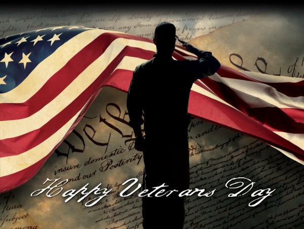 Across the Board: Happy Veterans Day!