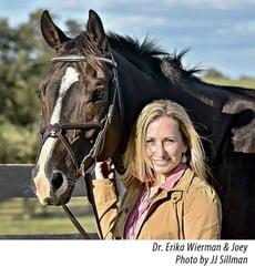Dr. Erika Wierman + Joey