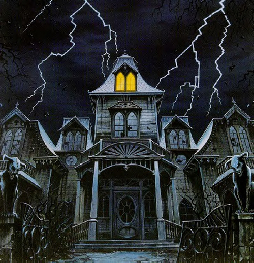 haunted house   web blog