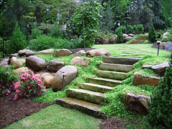 2 Landscaping: Landscaping Ideas Backyard Stairs on landscaping backyard kitchen, landscaping backyard pool, landscaping backyard fence, landscaping backyard fountains, landscaping backyard beds, landscaping backyard deck,
