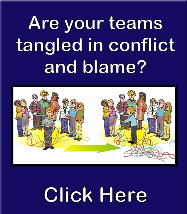 Conflict and Blame