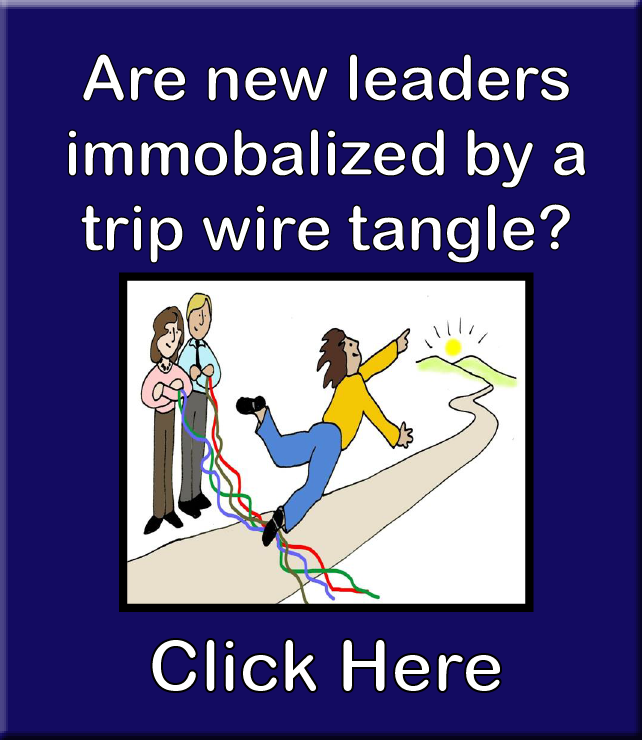 Trip Wire Tangles