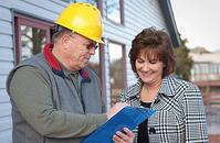 contractor and homeowner
