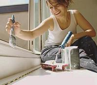 Home Owner painting
