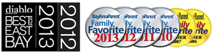 bay area parent family favorite 2013