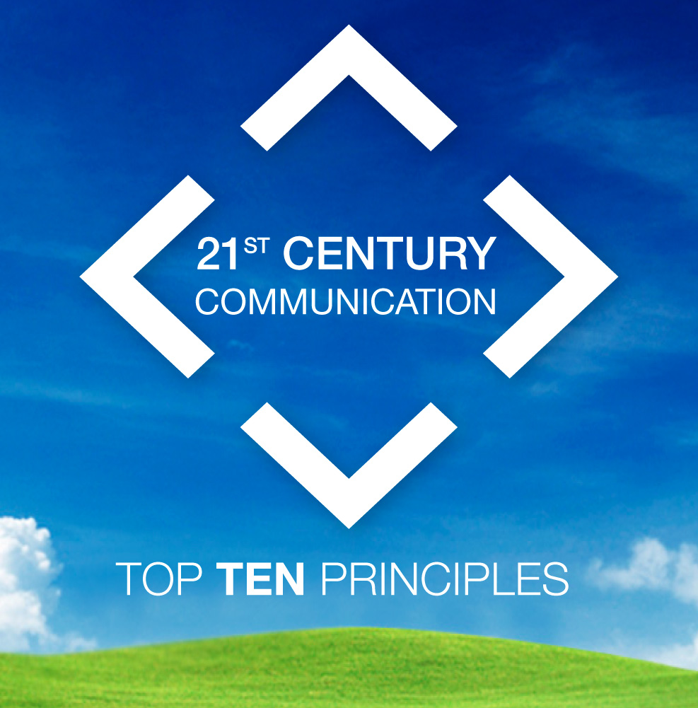21st Century Communications, Leadership, Email overload, Communication expert