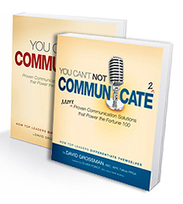 You Can't Not Communicate Book Set