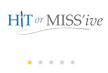 Hit or Missive Logo & Stars