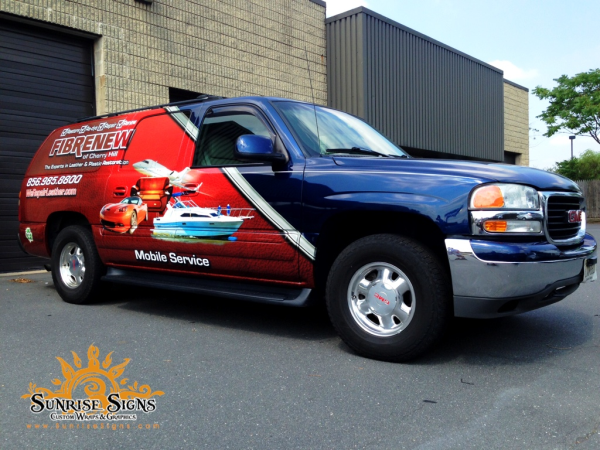 How much does a truck wrap cost