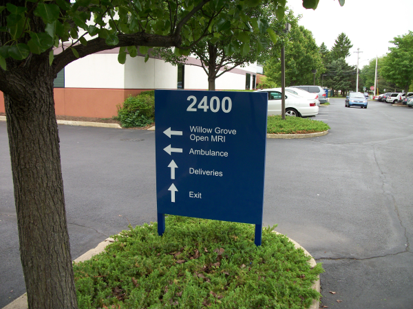 Project Spotlight Medical Office Signs