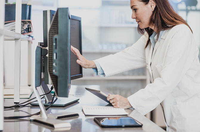 Filling in the Knowledge Gaps of a Clinical Trial Site Monitoring Team