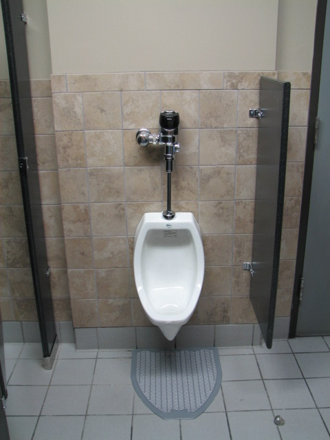 Commercial Ada Height Urinals In Austin Texas