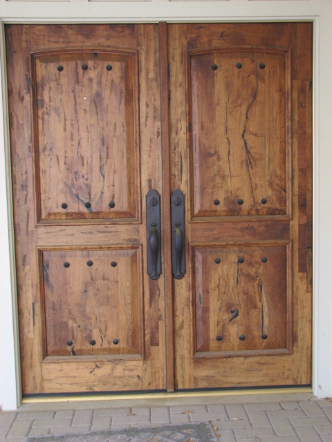 Customized entry upgrades in austin texas for Exterior doors austin tx
