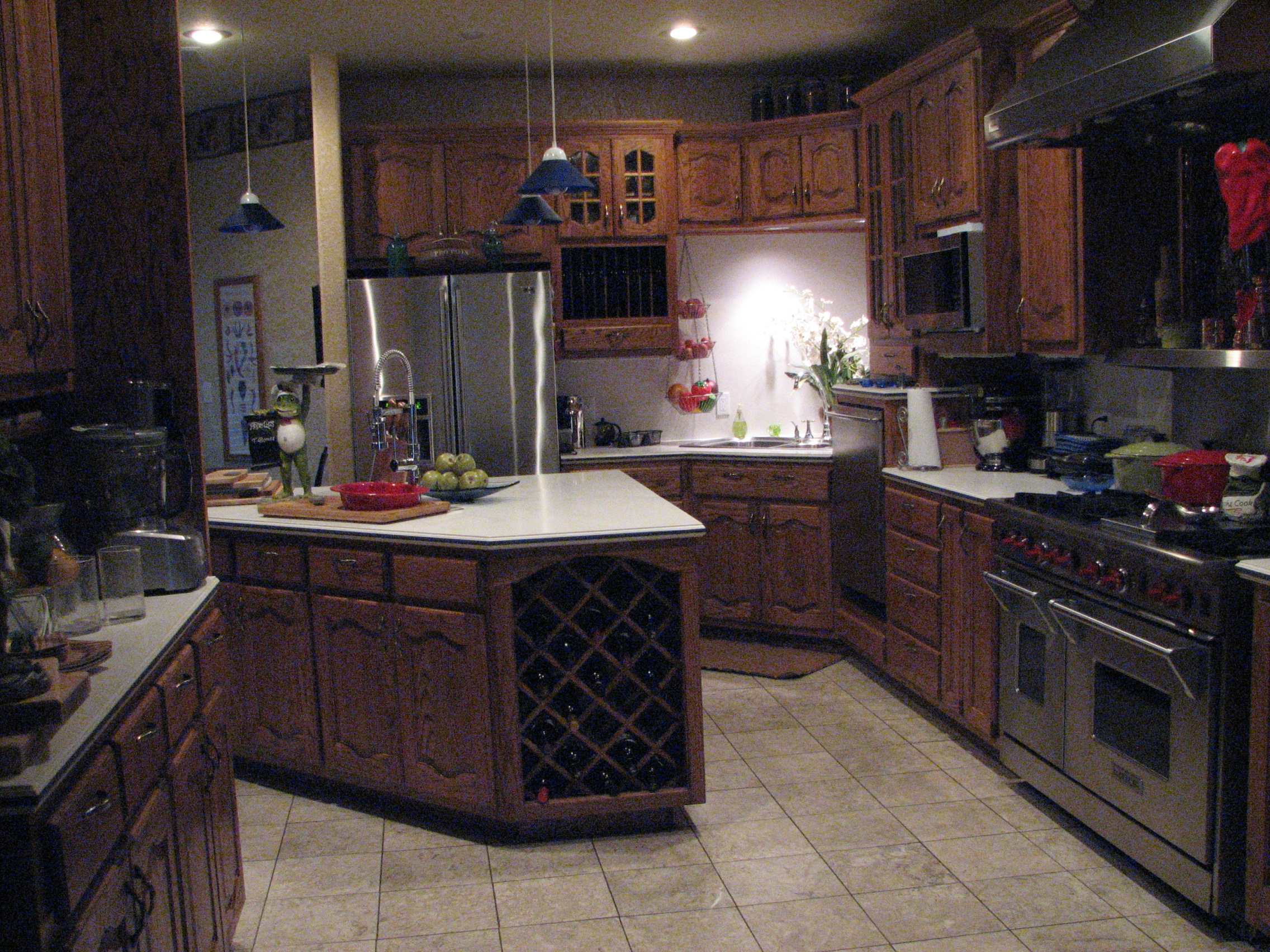 Austin 39 s fine cabinetry built in house for Upgraded kitchen ideas
