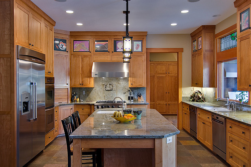 ... Northern Face Frame Cabinets · Fine Cabinetry Enhances All Our Kitchen  Upgrades ...